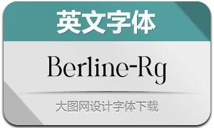 Berline-Regular(Ó¢ÎÄ×Öów)
