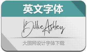 BillieAshley(Ó¢ÎÄ×Öów)