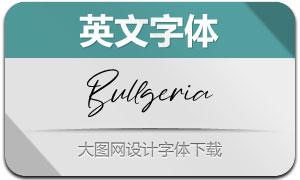 Bullgeria(Ó¢ÎÄ×Öów)