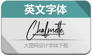 Chalmette(Ó¢ÎÄ×Öów)