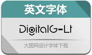 DigitalGeometric-Lt(Ó¢ÎÄ×Öów)