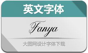 Fanya(Ó¢ÎÄ×Öów)