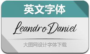 LeandroDaniel(Ó¢ÎÄ×Öów)