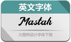 Mastah(Ó¢ÎÄ×Öów)