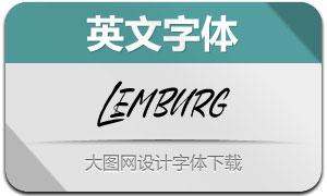 Lemburg(英文字体)