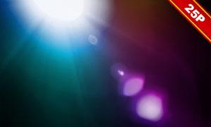 光源光線后期裝飾元素高清圖片集V25