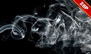 繚繞煙霧后期合成疊加高清圖片集V18