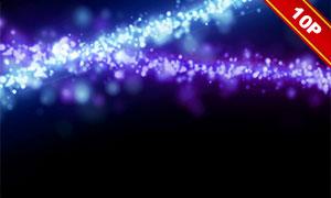 夢幻唯美光斑元素圖層疊加素材集V62
