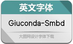 Giuconda-SemiBold(英文字体)