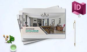 家具产品销售展示适用画册版式模板