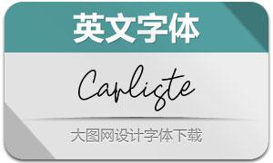 Castello(英文字体)