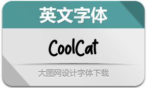 CoolCat(英文字体)