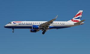 EMBRAERERJ-190飞机摄影高清图片