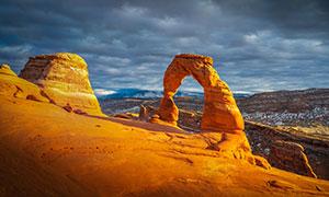 令人叫绝的犹他州拱门国家公园图片