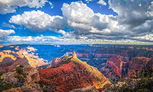 科罗拉多州大峡谷国家公园摄影图片
