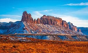 亚利桑那州大峡谷国家公园风光图片