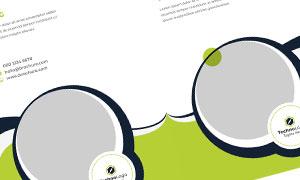 公司企業畫冊版式設計模板源文件V28