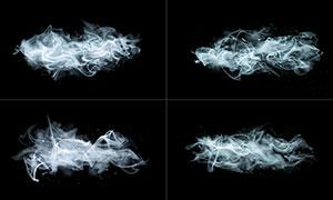 缭绕烟雾后期合成叠加分层素材集V06
