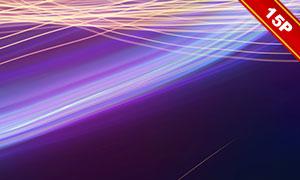光源光线后期装饰元素高清图片集V35