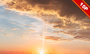 后期合成适用天空云彩高清图片V47