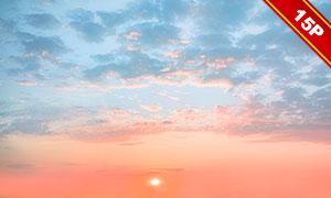 后期合成适用天空云彩高清图片V48